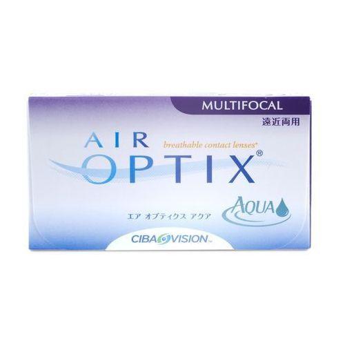 Air optix aqua multifocal 6 szt. marki Ciba vision