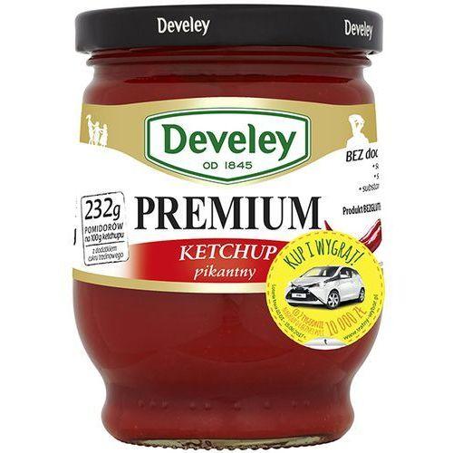 Ketchup premium pikantny 300 g  marki Develey