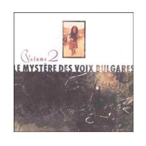 Le Mystere De Voix Bulgares Vol. II - 4AD, CAD801-2