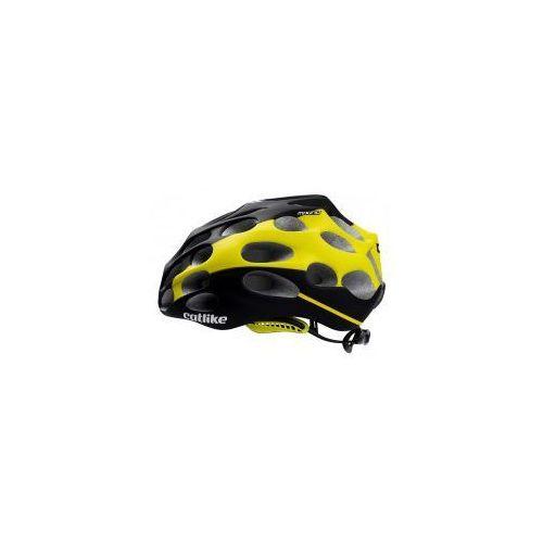 Kask mixino graphene 2015 czarno-żółty mat marki Catlike