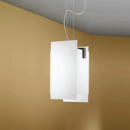 Linea light Lampa wisząca triad 140 orzech żarówka led gratis!, 90232