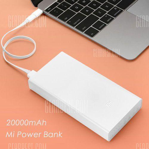 Original Xiaomi Mi 20000mAh Mobile Power Bank Quick Charging - sprawdź w wybranym sklepie