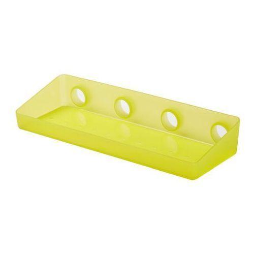 Półka prostokątna koros żółta marki Cooke&lewis