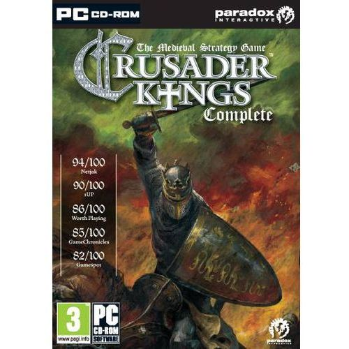 Crusader Kings Complete (PC)