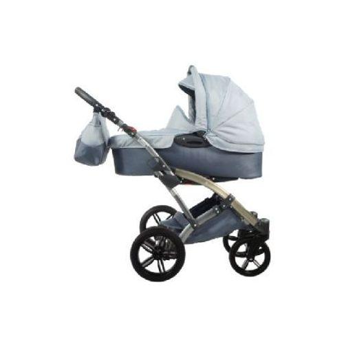 wózek dziecięcy voletto sport szary marki Knorr-baby