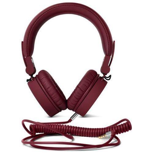 Słuchawki nauszne FRESH N REBEL Caps Ruby Czerwony