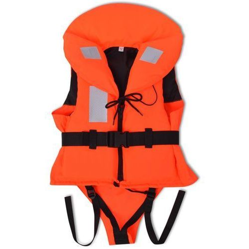 Vidaxl kamizelka ratunkowa dla dziecka 100 n 20-30 kg (8718475994343)