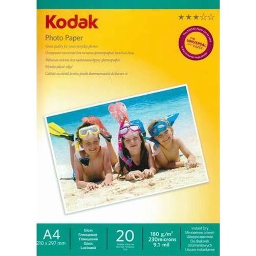 Kodak Papier fotograficzny  a4 180g 50 arkuszy (6932357408014)