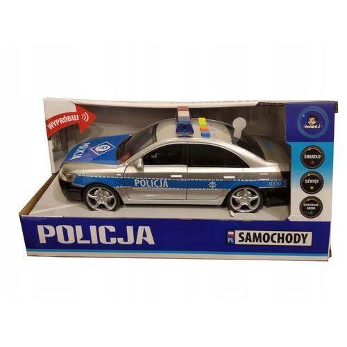 Madej Samochód policja 25 cm - darmowa dostawa od 199 zł!!! (5900851021351)