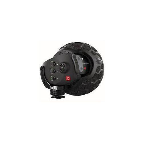 """stereo videomic x - mikrofon stereofoniczny do kamery/pojemnościowy -5% na pierwsze zakupy z kodem """"start""""! marki Rode"""