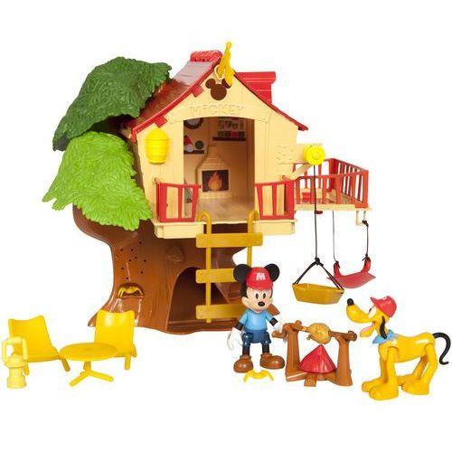 IMC Toys PRZYGODA W DOMKU NA DRZEWIE MICKEY+PLUTO, 5_555330