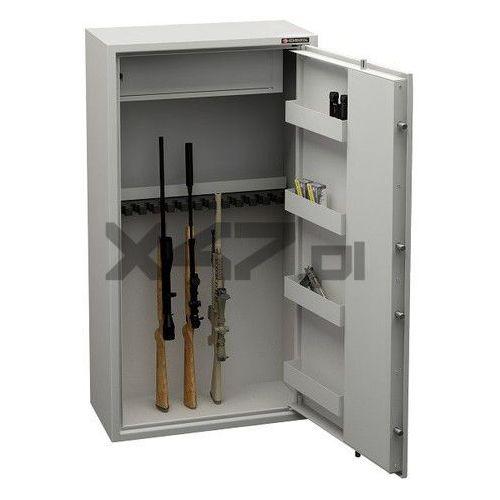 Szafa na broń długą mlb 150s/14 s1 el marki Konsmetal