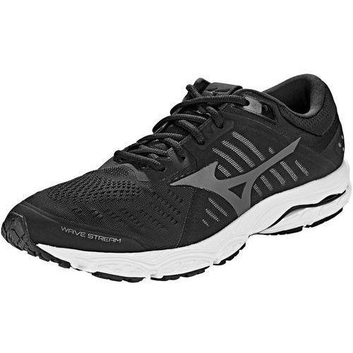 Mizuno wave stream buty do biegania mężczyźni czarny uk 7,5   eu 41 2018 buty szosowe