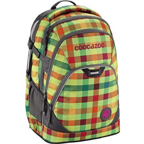 Coocazoo plecak EvverClevver II - (001298730000) Darmowy odbiór w 21 miastach!, kolor zielony