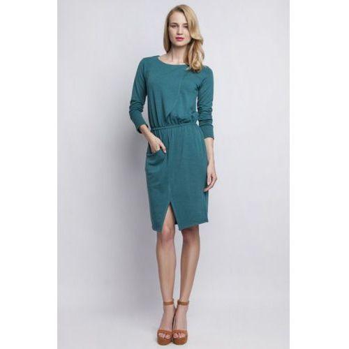 Sukienka Model SUK 109 Green, kolor zielony