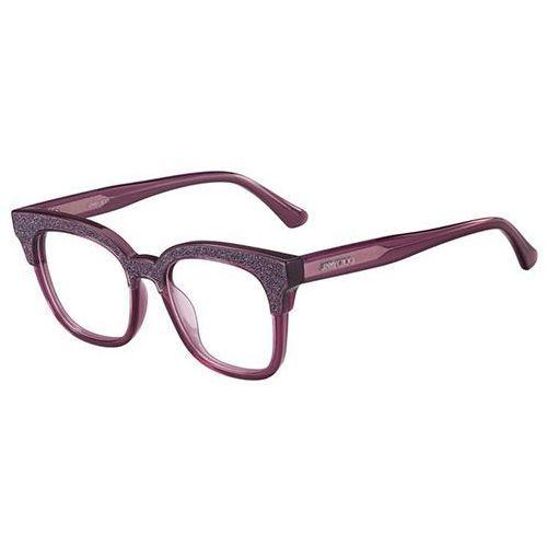 Okulary korekcyjne 176 197 marki Jimmy choo