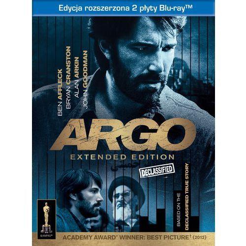 Operacja Argo. Edycja Rozszerzona (2 Blu-ray)