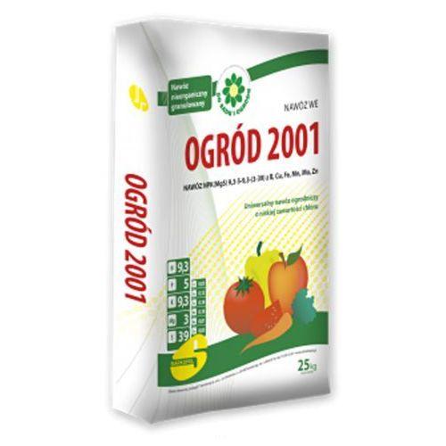 Nawóz OGRÓD 2001 Uniwersalny 25 KG