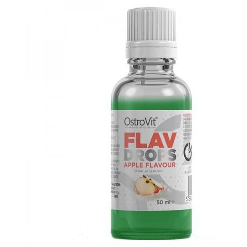 OstroVit Flavour Drops APPLE - 50 ml, 010069