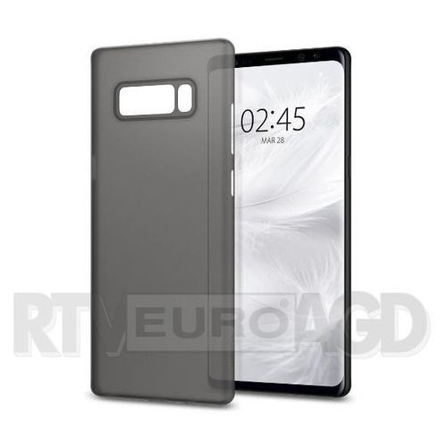 Spigen AirSkin 587CS22049 Samsung Galaxy Note8 (czarny) (8809522199450)