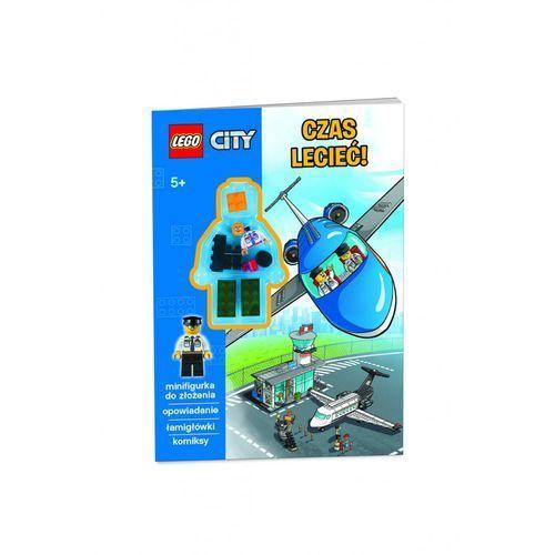 Książka Lego City 1Y31CX (9788325323400)