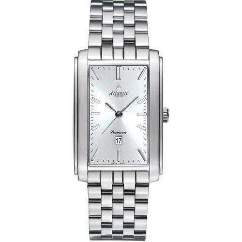Atlantic 27348.41.21 Grawerowanie na zamówionych zegarkach gratis! Zamówienia o wartości powyżej 180zł są wysyłane kurierem gratis! Możliwość negocjowania ceny!