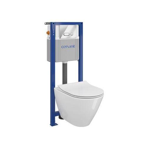 Cersanit Zestaw podtynkowy wc capri (5902115722097)
