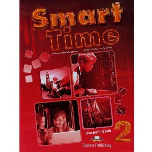 Smart Time 2 Teacher's Book - mamy na stanie, wyślemy natychmiast