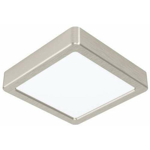 Eglo Fueva 5 99252 plafon lampa sufitowa 1x10.5W LED nikiel