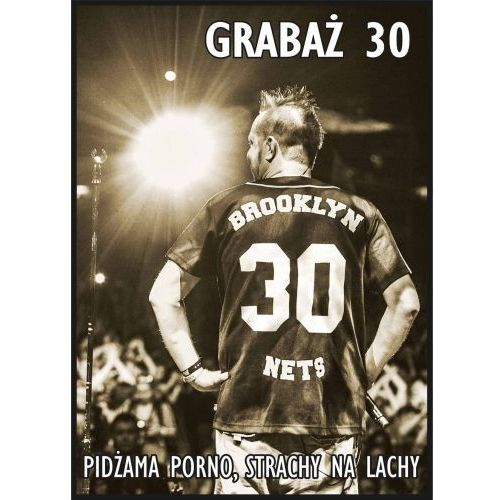 Grabaż - grabaż 30 dvd marki Sp records