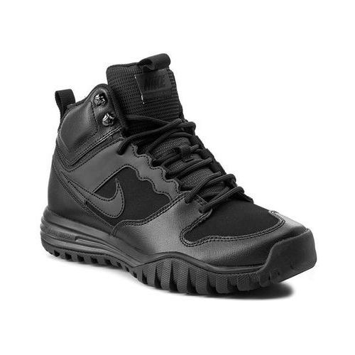 Nike Buty dual fusion hills mid leather 695784-004