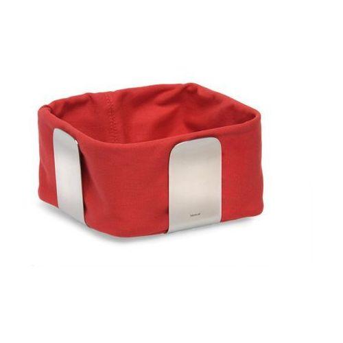Blomus Desa - koszyk na pieczowo - mały - czerwony - 10,5 x 19,5 x 19,5 cm
