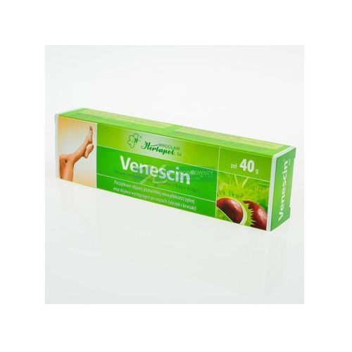Żel Venescin zel x 40g