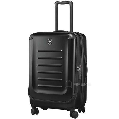Victorinox Spectra™ 2.0 średnia walizka poszerzana 69 cm / czarna - Black (7613329019559)