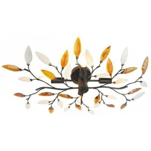 Rabalux Lampa sufitowa lilian antyczny brązowy, 2849