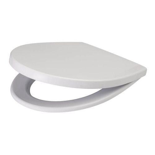 Deska WC Lagon z polipropylenu wolnoopadająca