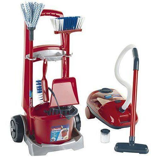 6742 wózek do sprzątania z odkurzaczem vileda marki Klein