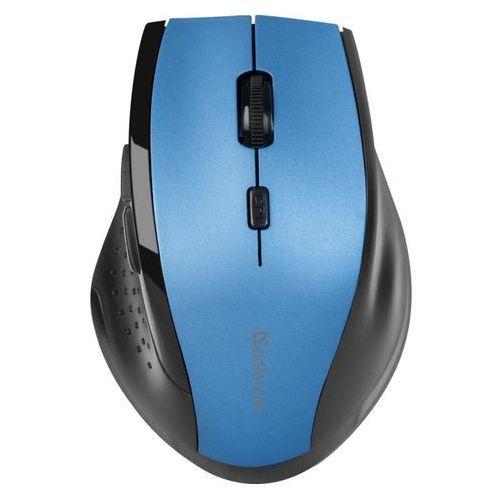 Mysz bezprzewodowa accura mm-365 optyczna 1600dpi 6p niebieska marki Defender
