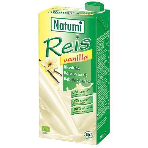 Napój ryżowo-waniliowy bio 1l od producenta Natumi