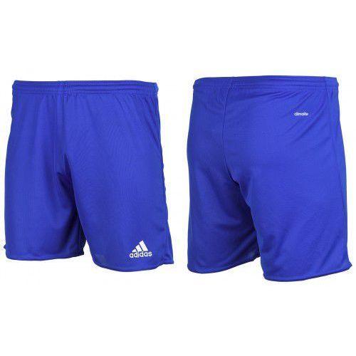 adidas Performance PARMA Krótkie spodenki sportowe bold blue/white, w 6 rozmiarach