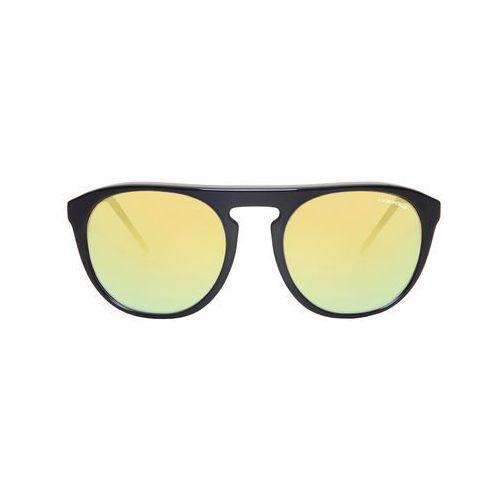 Okulary przeciwsłoneczne męskie MADE IN ITALIA - PANTELLERIA-67, kolor żółty