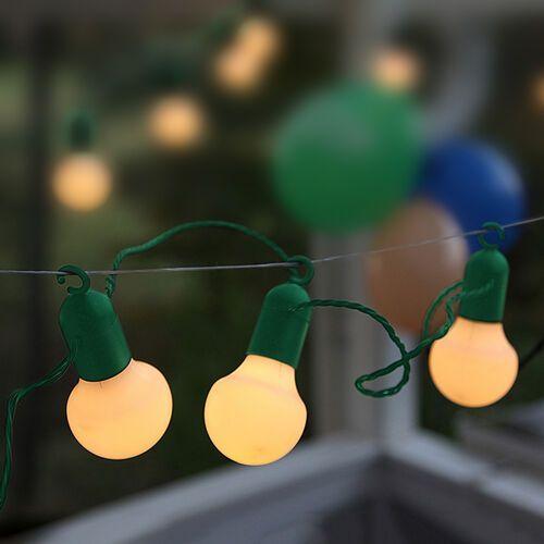 20-punktowy łańcuch świetlny LED ELIN