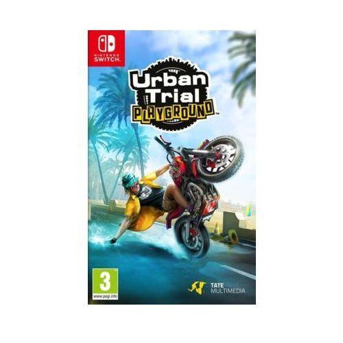 Urban trial playground switch marki Cenega
