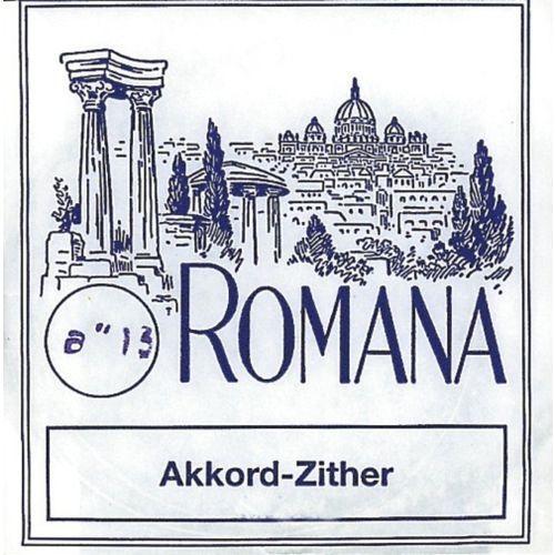 Romana (660965) struny do cytry akordowej - Komplet- całość