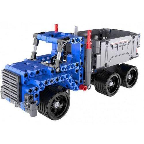 Ciężarówka wywrotka - do zbudowania z klocków - PULL BACK (C52011W)