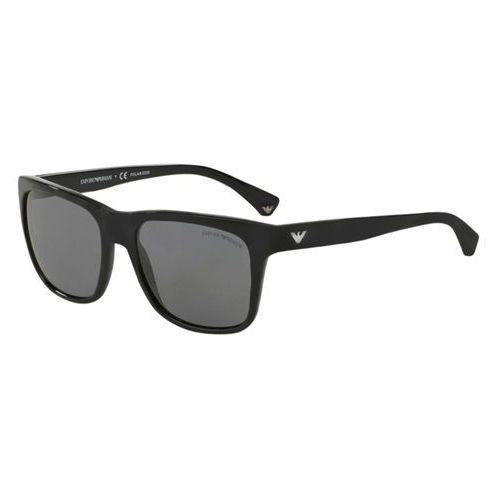 Okulary słoneczne ea4041f asian fit polarized 501781 marki Emporio armani