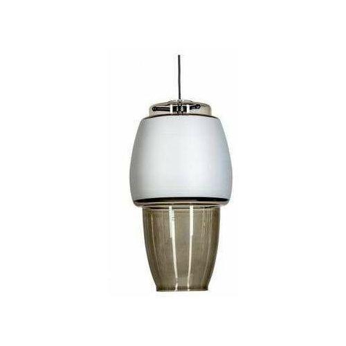 4 Concepts Ariel Anthracite long Z204110000 lampa wisząca zwis 1x60W E27 srebrny