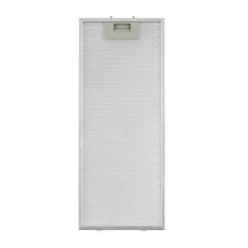 Klarstein aluminiowy filtr przeciwtłuszczowy 21 x 50 cm filtr wymienny (4260457487465)