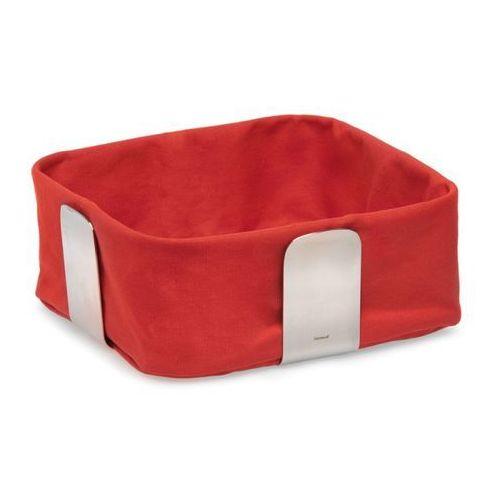 desa - koszyk na pieczowo - duży - czerwony - 10,5 x 25,5 x 25,5 cm marki Blomus