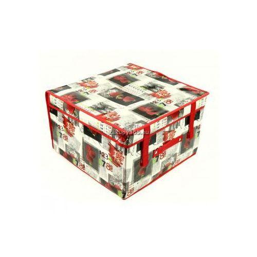 Pudełko - organizer duży 40x40x25 marki Nice life